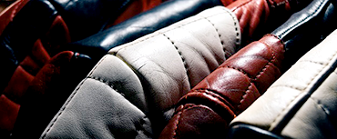 Leather products prepare for leather cleaning